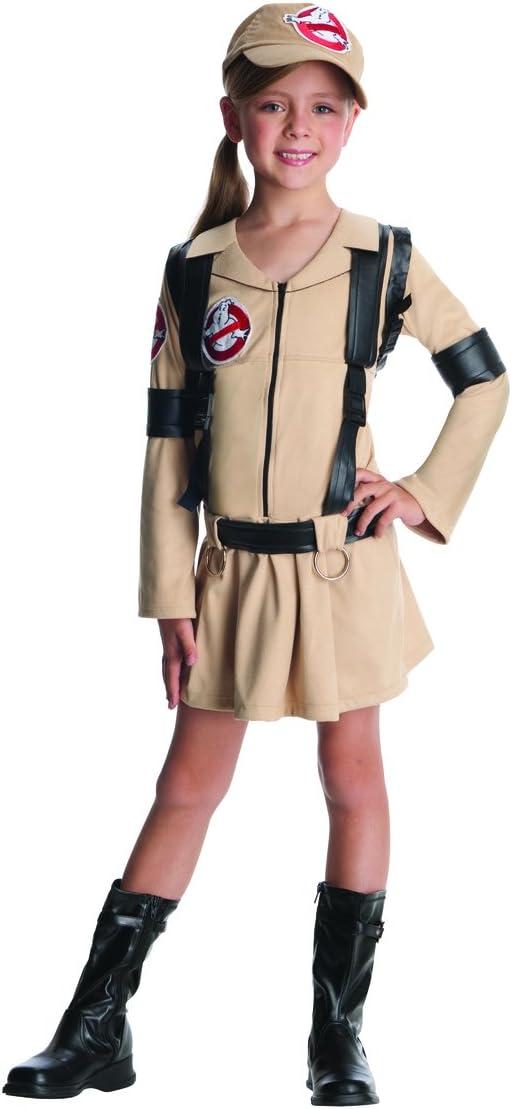 Disfraz de Cazafantasmas para niña - L: Amazon.es: Juguetes y juegos
