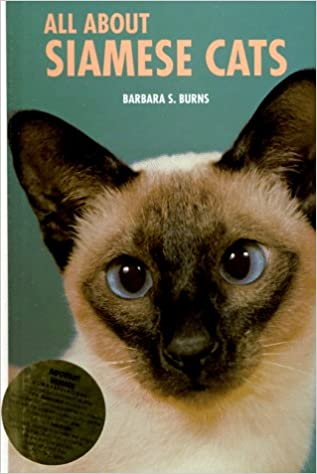 Buy All About Siamese Cats Book Online At Low Prices In India All About Siamese Cats Reviews Ratings Amazon In