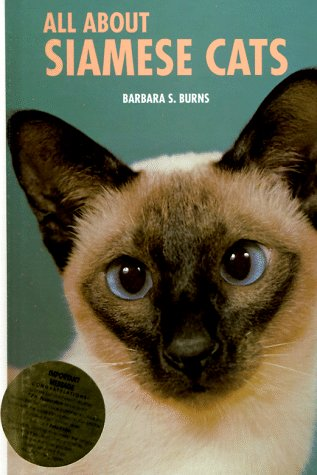 All About Siamese Cats by Brand: Tfh Pubns Inc