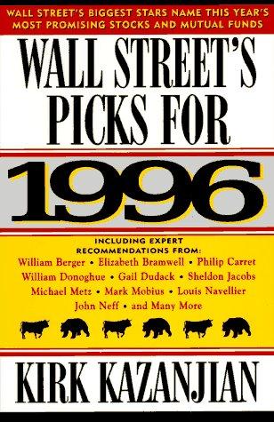 Wall Street's Picks for 1996 (Serial)