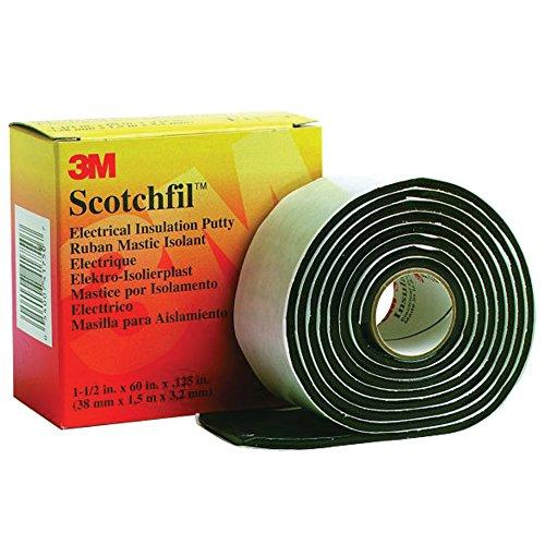 Scotchfil Electrical - Boxes Fast 3M Scotchfil Electrical Putty, 125 Mil, 1 1/2