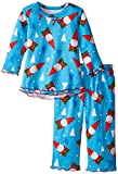 Sara's Prints Baby-Girls Infant Ruffle Top and Pant