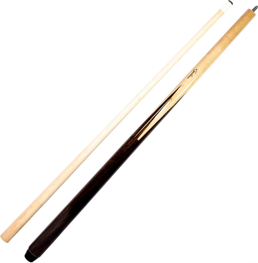 Imperial Premier Cyclone 42 2-Piece Hard Rock Maple Billiard/Pool House Cue, Sneaky Pete 12-123