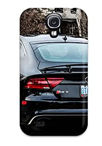 Hot 1563818K58133095 Galaxy S4 Well-designed Hard Case Cover Audi Rs7 23 Protector