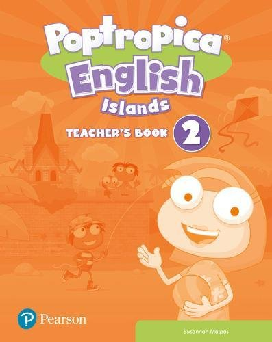Poptropica English Islands Level 2 Teacher's Book and Test Book pack PDF