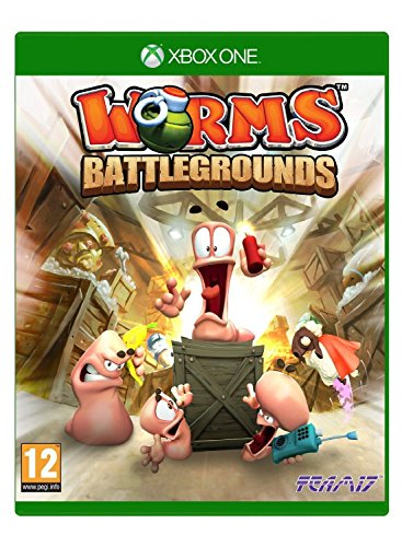 Worms Battlegrounds Xbox One product image