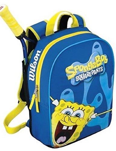 Wilson SpongeBob Junior Backpack Tennis Bag