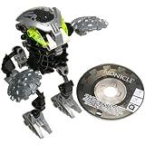 Lego Bionicle Bohrok-Kal Nuhvok-Kal (BLACK) #8573