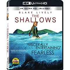 THE SHALLOWS arrives on Digital Sept. 13 and Blu-ray, DVD, 4K Ultra HD Sept. 27 from Sony Pictures