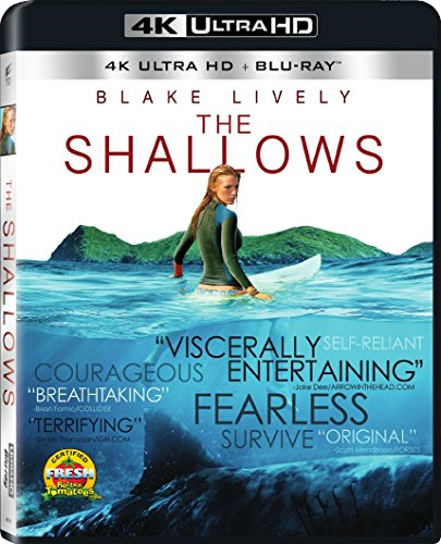 (The Shallows [Blu-ray])