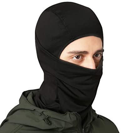 76ab8a612a8 Tough Headwear Balaclava - Windproof Ski Mask - Cold Weather Face Mask for  Skiing