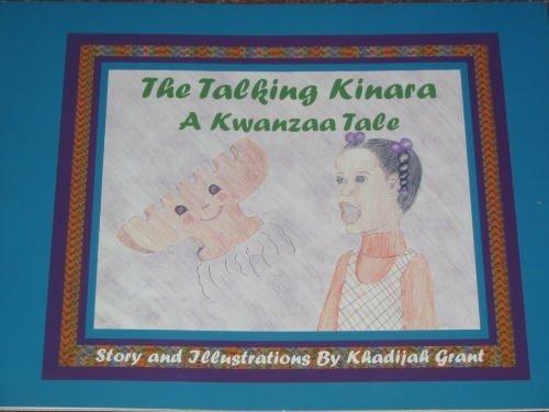 Download The Talking Kinara: A Kwanzaa Tale pdf epub