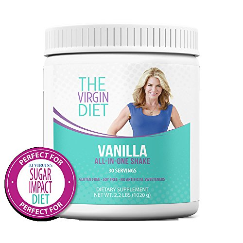 Les 2,2 LBS Virgin Diet All-in-One de Shake vanille
