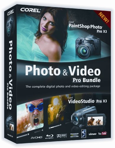 Corel Photo Video Bundle Version