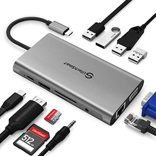 UtechSmart Ethernet Charging Compatible ChromeBook product image