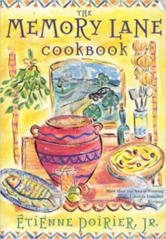 The Memory Lane Cookbook (Food & drink)