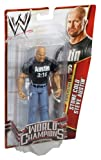 WWE World Champions Stone Cold Steve Austin Action Figure