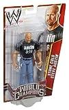 WWE World Champions Stone Cold Steve Austin Action Figure