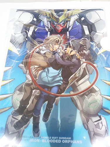 Mobile Suit Gundam Iron Blood Orphans Clear File Reluctant Suit