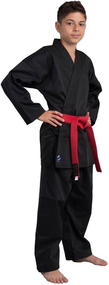SPORTSMASTER SMAI Karategi Basic-Edition schwarz