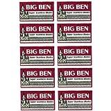 100 BIG BEN Super Stainless double edge razor blades