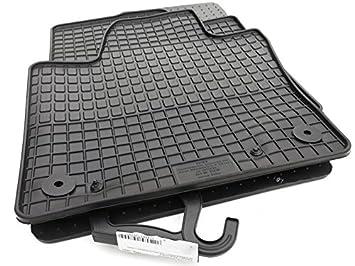 VW Sharan 7 Sitzer Premium Auto Fußmatte Gummimatte Matte schwarz