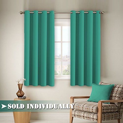 FlamingoP Room Darkening Blackout Curtains Window Panel Drapes