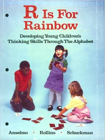 r is for rainbow developing young children s thinking skills