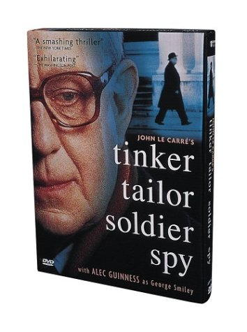 Tinker Tailor Soldier Spy (Tv Acorn Streaming)