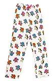45500-10134-4-5 Just Love Plush Pajama Pants for Girls,Dancing Owl,Girls' 4-5