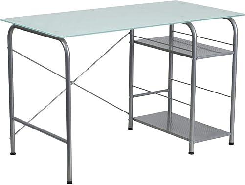 Editors' Choice: Flash Furniture Glass Computer Desk
