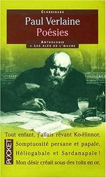 Poésies par Verlaine