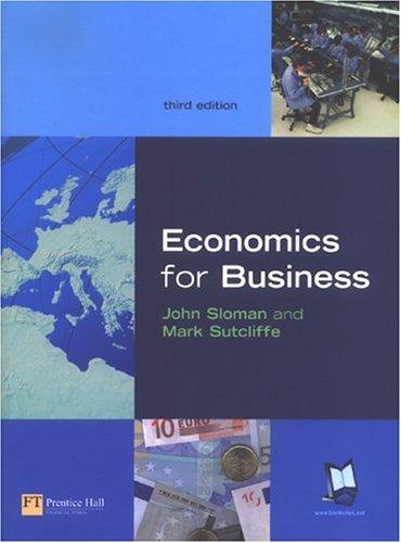 Sloman Economics 7th Edition Pdf