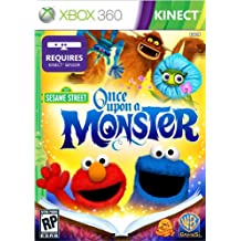 Sesame Street: Once Upon A Monster (Kinect Sensor Required)  - Xbox 360 Standard Edition