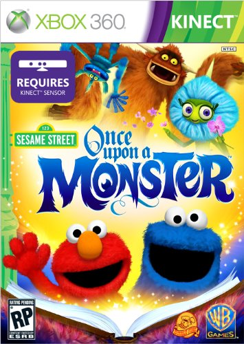 Sesame Street: Once Upon A Monster (Kinect Sensor Required) for sale  Delivered anywhere in Canada