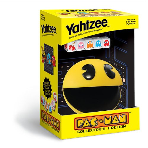 Pac-Man Yahtzee Board Game for sale  Delivered anywhere in USA