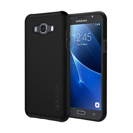 Samsung Galaxy J7 (2016) Case, Incipio DualPro Case fits Samsung Galaxy J7 (2016) Only - Black
