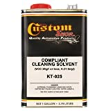 Custom Shop Compliant Cleaning Solvent Gallon