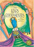 img - for The King's Commissioners (A Marilyn Burns Brainy Day Book) book / textbook / text book