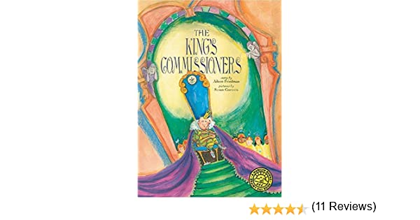 The King's Commissioners (A Marilyn Burns Brainy Day Book): Aileen ...