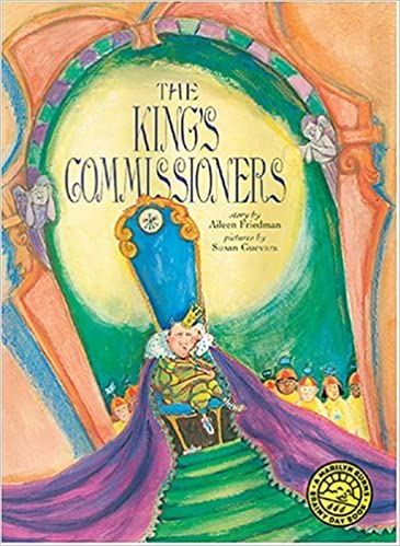 5 Top Reviewed Brainy Books For Holiday >> The King S Commissioners A Marilyn Burns Brainy Day Book