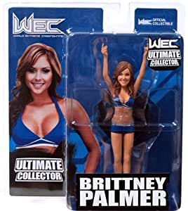 Brittney Palmer WEC (w/octagon card) Round 5 UFC Ultimate Collector Series 11 CHASE