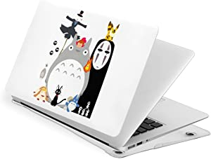 GekhHaon Plastic Hard Shell Case Totoro MacBook Air 13 inch Case, Print Plastic Hard Shell