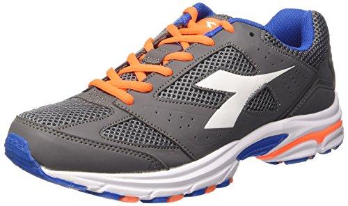 Chaussures Shape Adulte arancio Gris Mixte Diadora 4 Grigio xaw4FaS