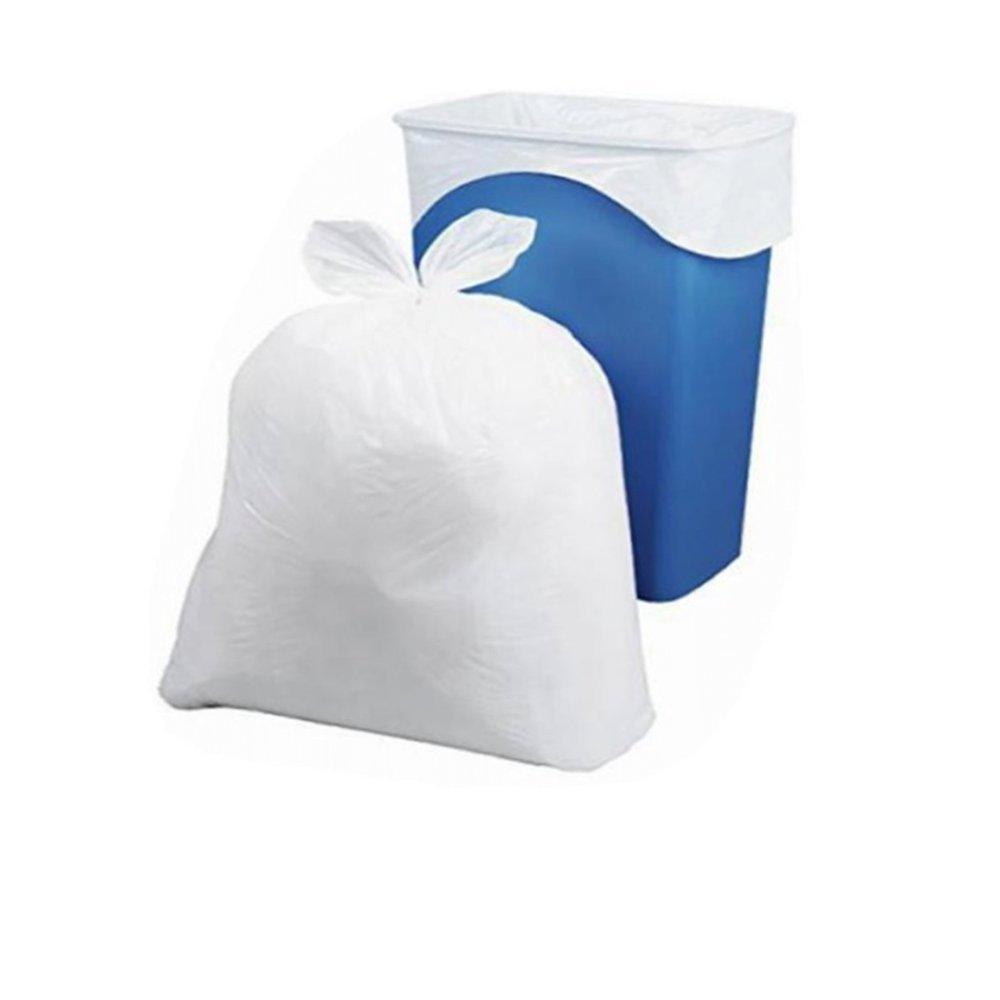 8 Gallon Heavy Duty Garbage Trash Bags, 80 Count