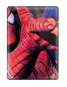 Awesome SqcUunw9469GjmTn Benailey Defender Tpu Hard Case Cover For Ipad Air- Spider-man