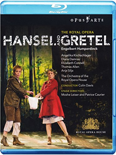 Angelika Kirschlager - Hansel & Gretel (Blu-ray)