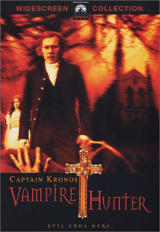 Captain Kronos - Vampire Hunter (Widescreen)