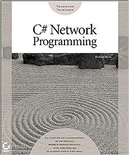 Book C# Network Programming