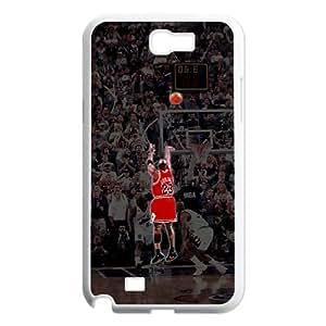 JJZU(R) Design Customized Phone Case with Michael Jordan for Samsung Galaxy Note 2 N7100 - JJZU947814